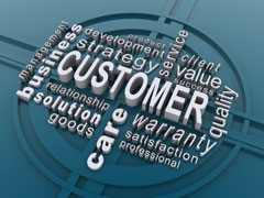 customer service concepts
